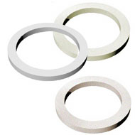 Diamond ring / multiple grit cutting system is a convenient option for applications which require continuous work with multiple mesh sizes.