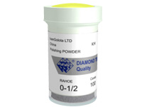 Superabrasives Synthetic Diamond Powder 0-1/2 Micron 1125b