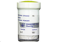 Superabrasives Synthetic Diamond Powder 0-1 Micron 1127b