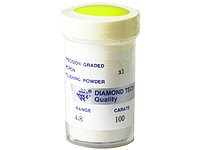 Superabrasives Synthetic Diamond Powder 4-8 Micron 1133b