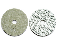 Lapidary Products Diamond Flexible Polishing Pads 5302