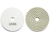 Lapidary Products Diamond Flexible Polishing Pads 5307