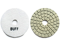 Lapidary Products Diamond Flexible Polishing Pads 5308