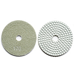 Diamond Flexible Polishing Pads 100 X 2.5mm X 20mm