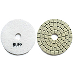 Diamond Flexible Polishing Pads 100 X 5mm X 20mm